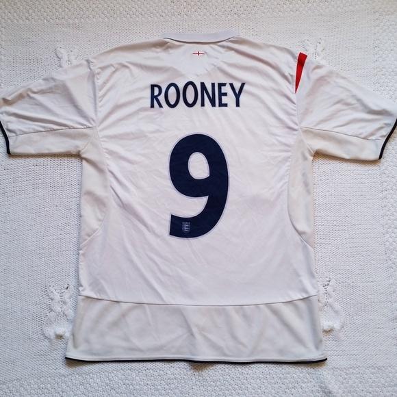 9e15189b812 jersey Other - England soccer jersey